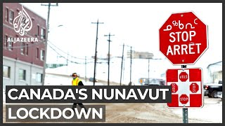 Canada's remote Nunavut goes into two-week COVID-19 lockdown