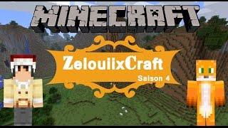 ZelouiixCraft - Saison 4 | Episode 14 - Enderdragon !