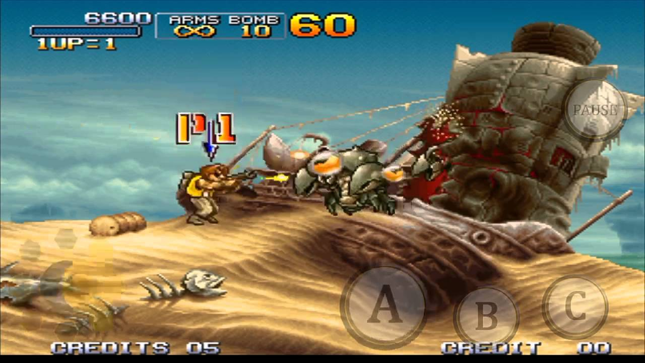 Metal Slug 3 Makes Your Arrival to Android