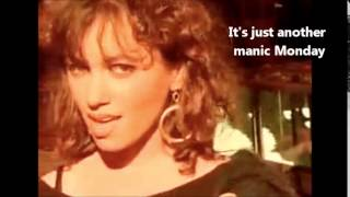 "The Bangles - ""Manic Monday""  Lyrics (subtitulada al español)"
