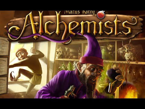 CGE - Alchemists Overview Video
