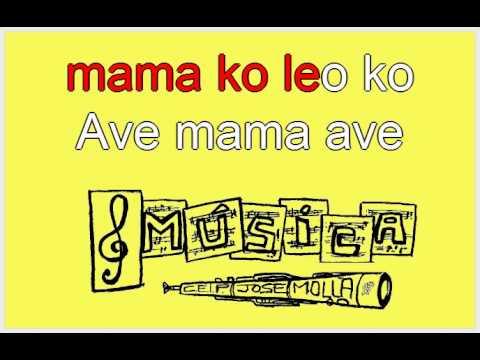 Koko leo ko (Karaoke)