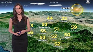 CBSLA Morning Weather Brief (Feb. 18)