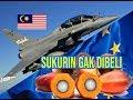TAK TAU MALU RAFALE SESUMBAR MALAYSIA BORONG PESAWAT TEMPUR EROPA