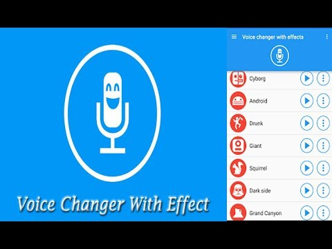 voice changer effect