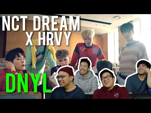 """NCT DREAM X HRVY - """"DON'T NEED YOUR LOVE"""" (MV Reaction)"""