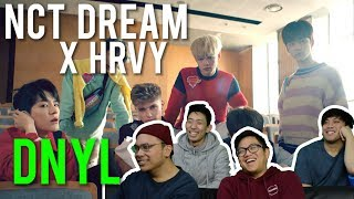 "NCT DREAM x HRVY - ""DON'T NEED YOUR LOVE"" (MV reaction)"