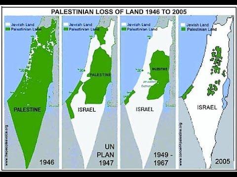 Breve Explicación Del Conflicto árabe-israelí