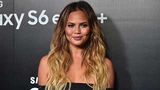 Chrissy Teigen Proudly Puts Her Stretch Marks on Display: 'Whatevs'