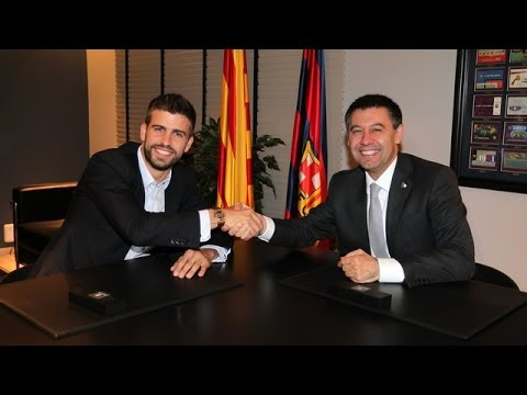 "Piqué: ""I hope for as much success as we have had already"""