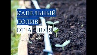 Капельный Полив от А до Я. Чтобы Огород Был В Радость!(, 2017-06-20T04:30:00.000Z)