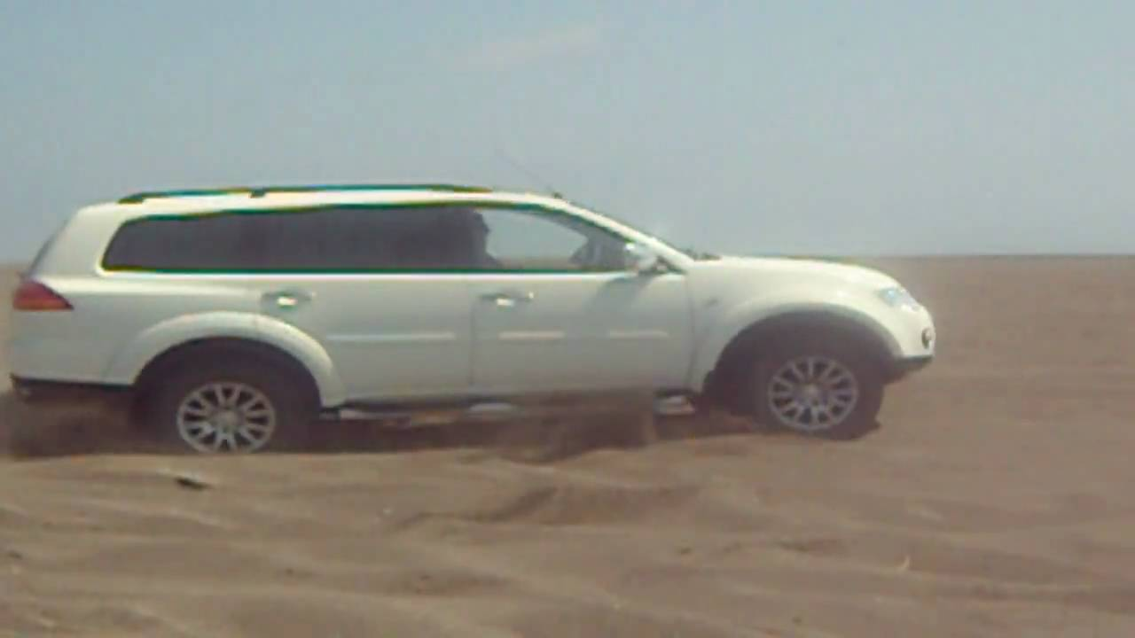 montero sport 4x4 2010 boca de pascuales colima jimmi - Mitsubishi Montero Sport 2010