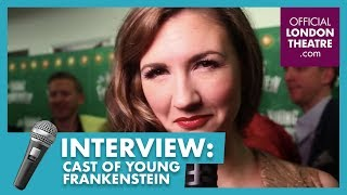 10 Questions for the cast of Young Frankenstein