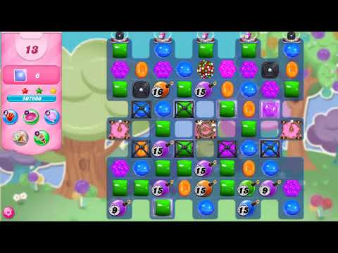 Candy Crush Saga Level 3305 NO BOOSTERS