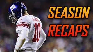 The MJ Take Podcast 1/21/18 - NFL Season Recaps, Cavs continue to struggle, Kemba on the move?