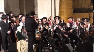 Serenata Futrica na Praça 8 de Maio, Coimbra #1 [Jovens Sereias]