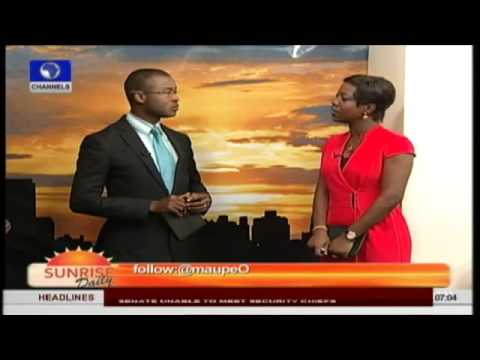 Sunrise Daily: The World Is In Mourning - Anchors Chat On Mandela's Death