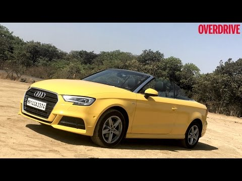 2017 Audi A3 Cabriolet 14 TFSI  Road Test Review