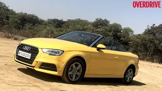 2017 audi a3 cabriolet 1 4 tfsi road test review