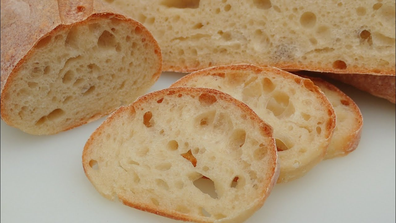 Easy Sourdough Baguette Recipe Resep Roti Baguette Sourdough Sourdough Baguette Recipe Baguette Recipe Sourdough
