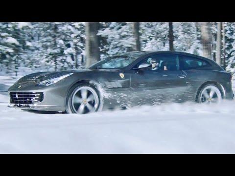 Ferrari GTC4Lusso - Ultimate Shooting Brake