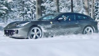 Ferrari GTC4Lusso - Ultimate Shooting Brake