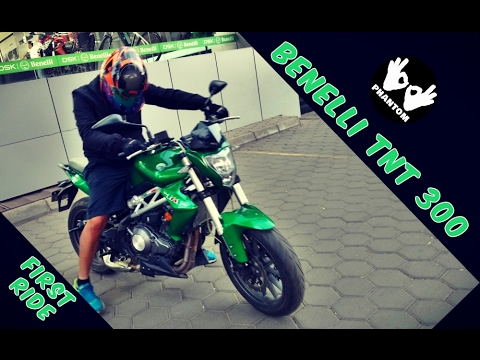 Benelli TNT300 Review | Test Ride
