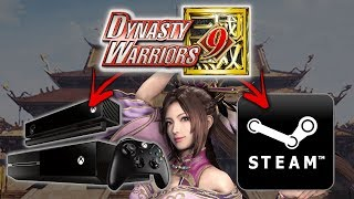 Dynasty Warriors 9 - PC & Xbox One Release Confirmed!