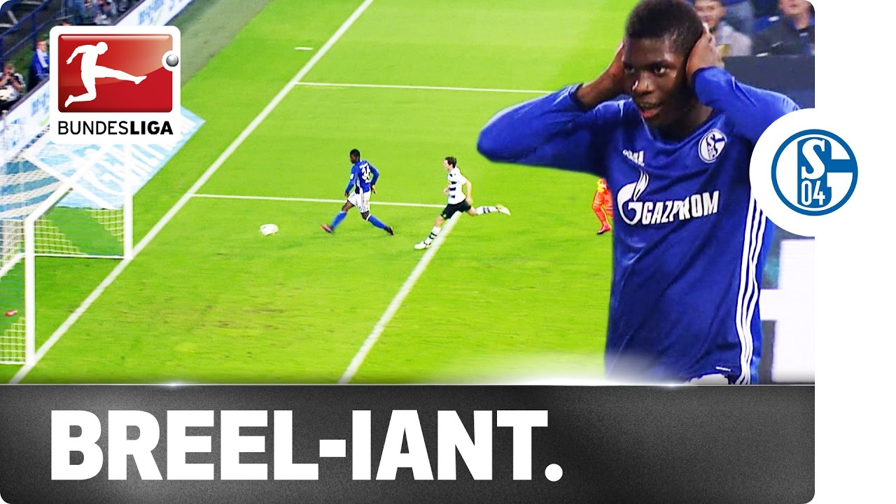 Match-Winner Embolo - Schalke Youngster At the Double Against Gladbach
