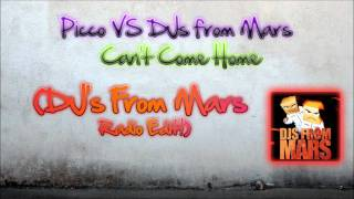 Picco VS DJs from Mars - Can