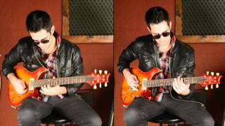 Emery B - Bat Country By Avenged Sevenfold - Guitar Cover