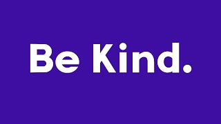 Be Kind. | TCTV March. 1, 2021