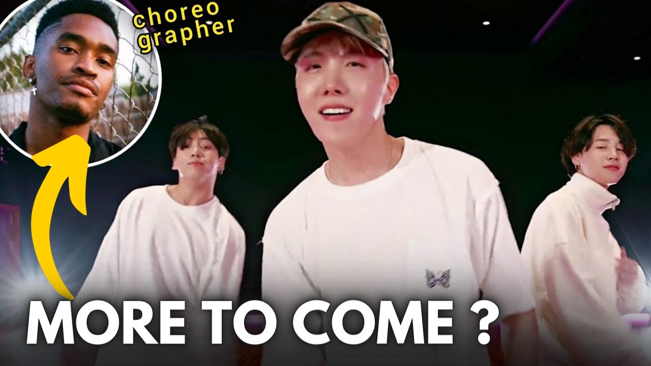 """Download JHOPE Reveals there's more to come from BTS Subunit """"3J"""" (butter remix dance practice performance)"""