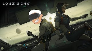Lone Echo Is AMAZING! First 25 Minutes of Gameplay (Oculus Rift + Touch)