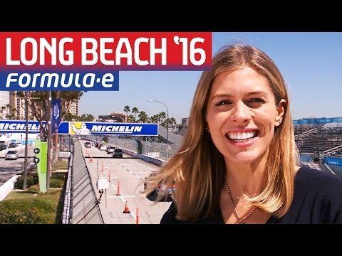 Welcome To The Long Beach ePrix - Formula E