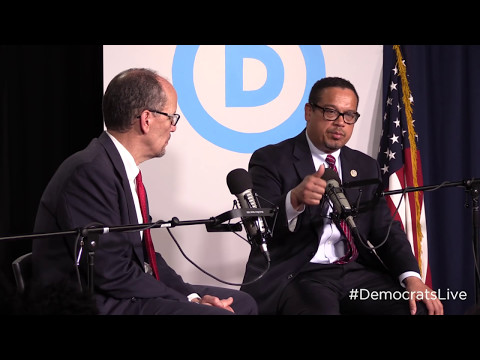 Democrats LIVE with Tom Perez and Keith Ellison