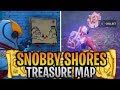 "Fortnite ""Snobby Shores Treasure Map Locations"" CHALLENGE COMPLETED! - Fortnite Battle Royale"