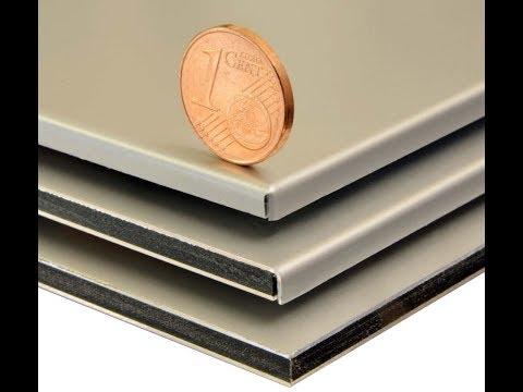 How to Process Aluminium Honeycomb Panel Edges or Mineral Core ACM | scosarg.com