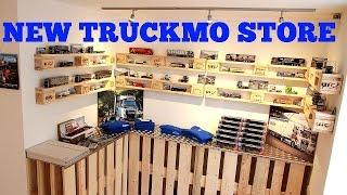 Trailer TRUCKMO-Store Gunskirchen Lkw-Modelle
