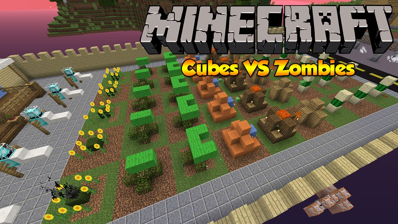 Minecraft Map Showcase : CUBES VS ZOMBIES - YouTube on minecraft guy killing zombies, dying light zombie house, minecraft safehouse, steam zombie house, zombie proof house, zombie apocalypse house, roblox zombie house, minecraft city mod, minecraft pokemon town, minecraft mansion, rainbow brite house, brick house, zombie protection house, minecraft zelda mod, minecraft home away from home, zombie survival house, zombie fortress house, minecraft pe houses, minecraft plants vs.zombies, terraria zombie house,