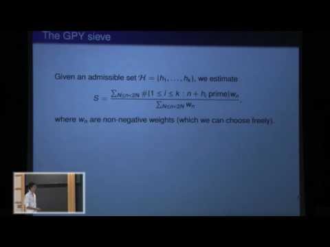 Joint IAS/Princeton University Number Theory Seminar - James Maynard
