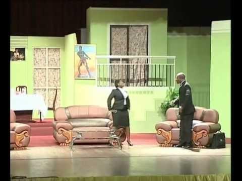 Ghana - Theatre revival.wmv