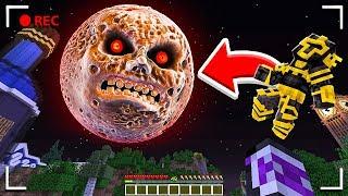 ¿¡massi Ha Muerto Por La Luna Malvada En Minecraft 😭