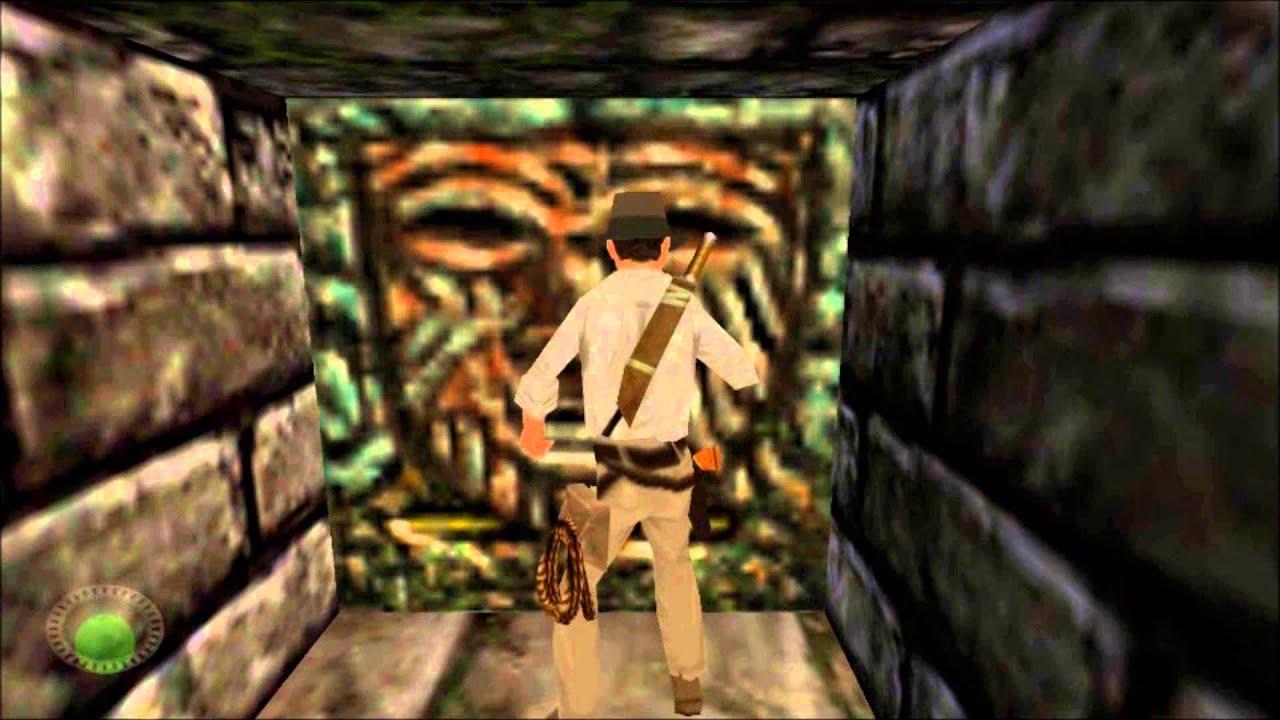 Abandonware Games / Indiana Jones And The Infernal Machine