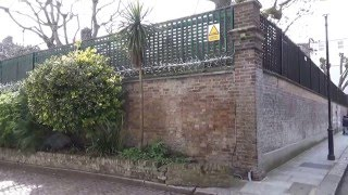 Garden Lodge - дом Фредди Меркьюри в Лондоне