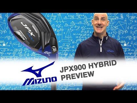 Mizuno JPX900 Hybrid Preview