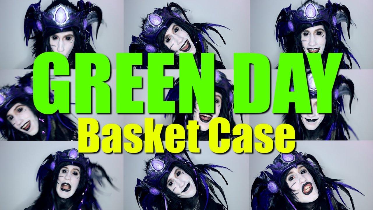 green-day-basket-case-acapella
