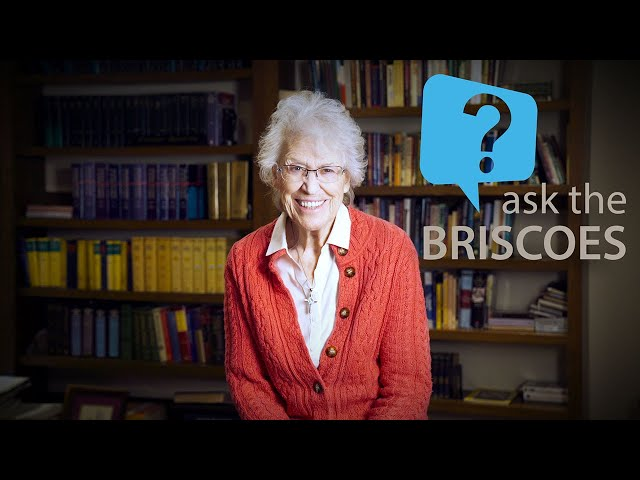 What Does It Mean That The Lord Is My Shepherd? | Ask the Briscoes