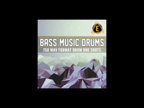 Bass Music Drums - Electronicsounds