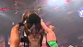 WWE Wrestlemania 22 Ladder Money in the Bank Match 720p HD